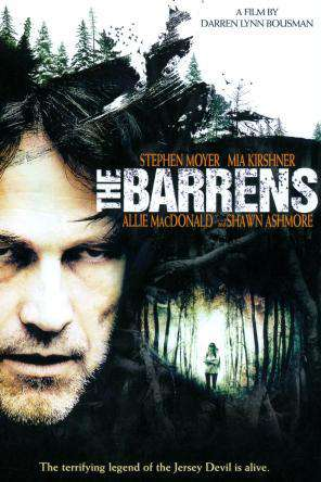 The Barrens, Movie on DVD, Horror Movies, Action