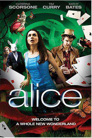 Alice, On Demand Movie, Adventure DigitalMovies, Drama DigitalMovies, Sci-Fi & Fantasy DigitalMovies, Fantasy DigitalMovies, Sci-Fi