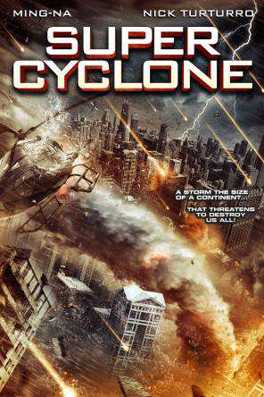 Super Cyclone, Movie on DVD, Action Movies, Sci-Fi & Fantasy