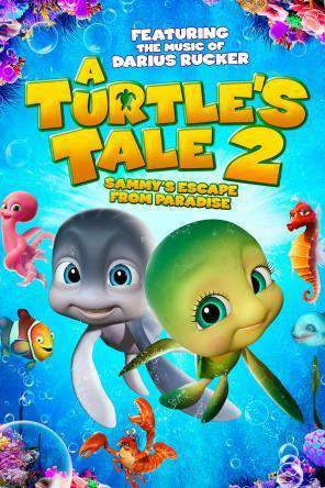 A Turtle's Tale 2: Sammy's Escape from Paradise, Movie on DVD, Animated Movies, Family Movies, Special Interest