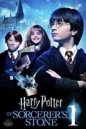 Harry Potter and the Sorcerer's Stone, On Demand Movie, Action DigitalMovies, Adventure DigitalMovies, Family DigitalMovies, Kids DigitalMovies, Sci-Fi & Fantasy DigitalMovies, Fantasy DigitalMovies, Sci-Fi