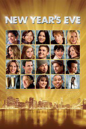 New Year's Eve, Movie on DVD, Comedy Movies, Drama Movies, Romance