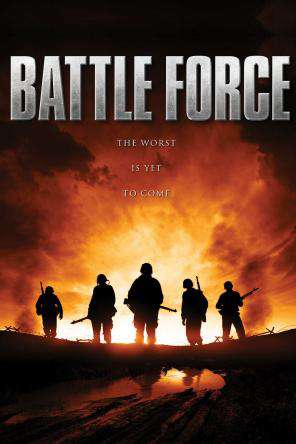 Battle Force, Movie on DVD, Action