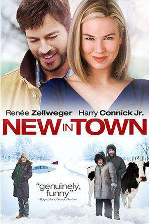 New In Town, On Demand Movie, Comedy DigitalMovies, Romance