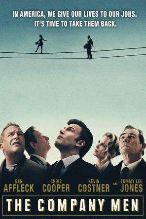 The Company Men, On Demand Movie, Drama