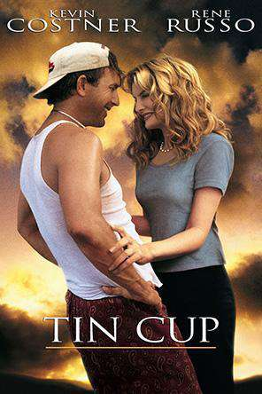 Tin Cup, On Demand Movie, Comedy DigitalMovies, Romance
