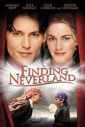 Finding Neverland, On Demand Movie, Drama DigitalMovies, Family