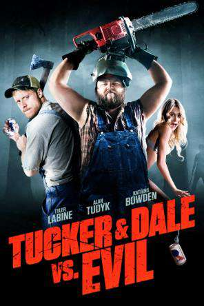Tucker & Dale vs. Evil, Movie on DVD, Comedy Movies, Horror
