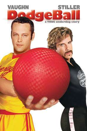 Dodgeball: A True Underdog Story, On Demand Movie, Comedy