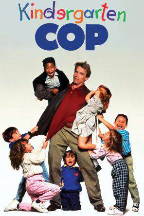 Kindergarten Cop, On Demand Movie, Comedy