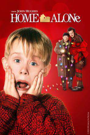 Home Alone, On Demand Movie, Comedy
