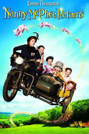 Nanny McPhee Returns, Movie on DVD, Family