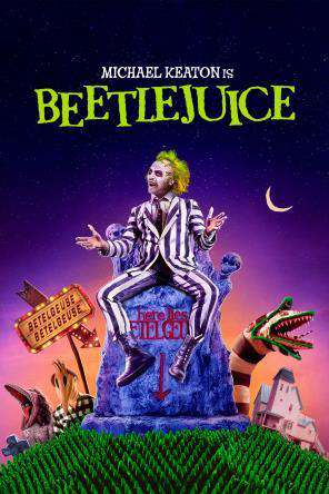 Beetlejuice, On Demand Movie, Comedy DigitalMovies, Horror DigitalMovies, Sci-Fi & Fantasy DigitalMovies, Fantasy DigitalMovies, Sci-Fi