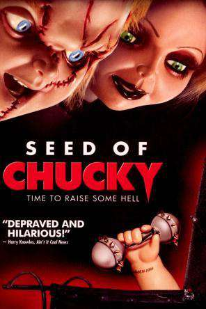 Seed Of Chucky, On Demand Movie, Horror DigitalMovies, Thriller & Suspense DigitalMovies, Fantasy