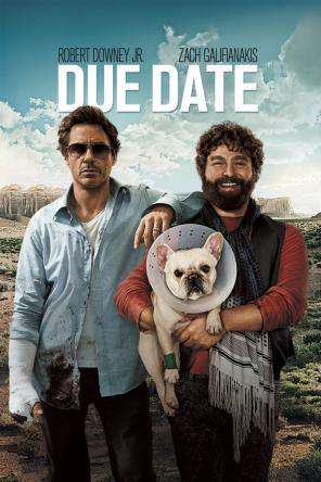 Due Date, On Demand Movie, Comedy