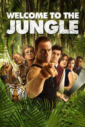 Welcome To The Jungle, On Demand Movie, Comedy