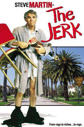 The Jerk, On Demand Movie, Comedy