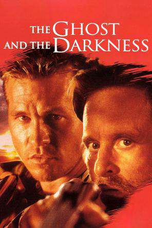 The Ghost and the Darkness, Movie on DVD, Action Movies, Adventure Movies, Drama