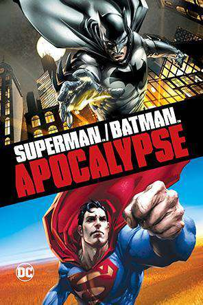 Superman/Batman: Apocalypse, On Demand Movie, Action DigitalMovies, Adventure DigitalMovies, Animated DigitalMovies, Sci-Fi & Fantasy DigitalMovies, Fantasy DigitalMovies, Sci-Fi
