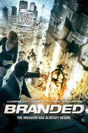 Branded, Movie on DVD, Action