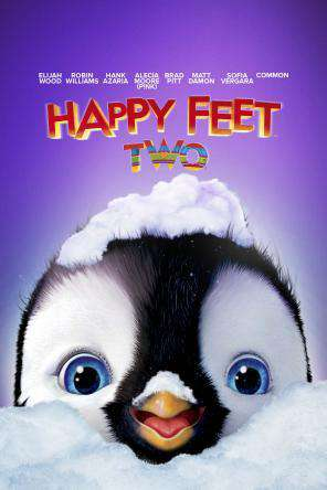 Happy Feet Two, Movie on DVD, Animated Movies, Kids Movies, Family Movies, Special Interest