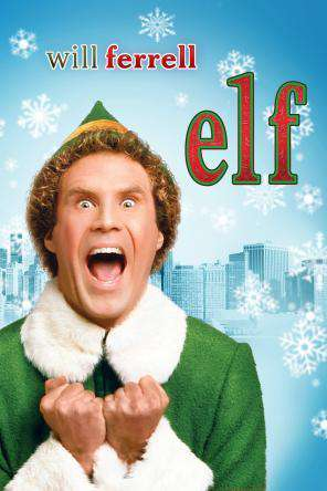 Elf, Movie on DVD, Comedy Movies, Family Movies, Seasonal
