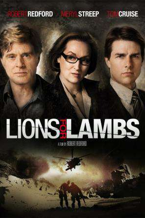 Lions For Lambs, On Demand Movie, Drama