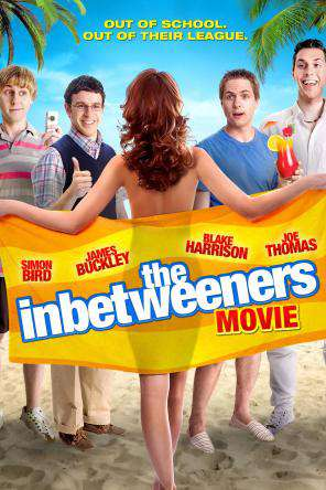 The Inbetweeners, Movie on DVD, Comedy
