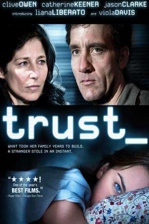 Trust, Movie on DVD, Drama