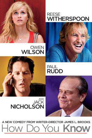 How Do You Know, Movie on DVD, Comedy Movies, Drama