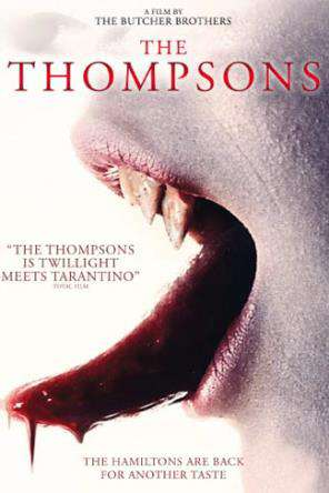 The Thompsons, Movie on DVD, Horror Movies, Action