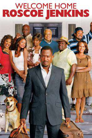 Welcome Home Roscoe Jenkins, On Demand Movie, Comedy