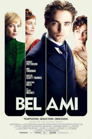 Bel Ami, Movie on DVD, Drama Movies, Romance