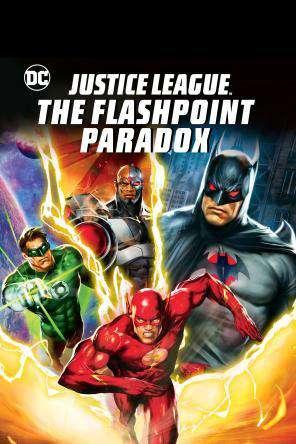 Justice League: The Flashpoint Paradox, On Demand Movie, Action DigitalMovies, Adventure DigitalMovies, Animated