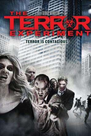 The Terror Experiment, Movie on DVD, Horror Movies, Sci-Fi & Fantasy