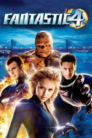fantastic four 2005 full movie free online