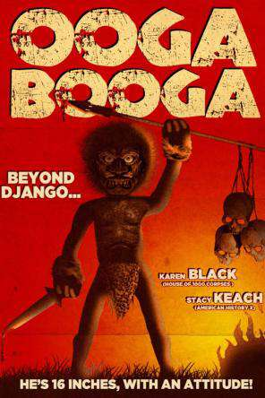 Ooga Booga, Movie on DVD, Horror Movies, Action