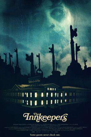 The Innkeepers, Movie on DVD, Horror Movies, Thriller & Suspense