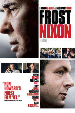 Frost/Nixon, On Demand Movie, Drama