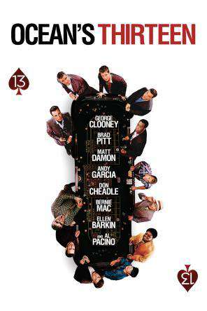 Ocean's Thirteen, On Demand Movie, Comedy DigitalMovies, Drama DigitalMovies, Romance
