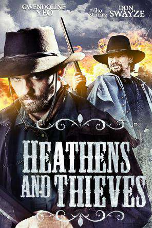 Heathens and Thieves, Movie on DVD, Action