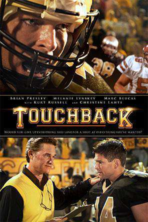 Touchback, Movie on DVD, Drama Movies, Special Interest