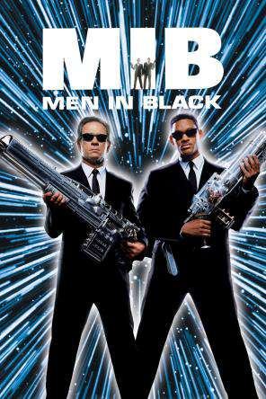 Men in Black (1997), Movie on DVD, Action Movies, Comedy Movies, Sci-Fi & Fantasy