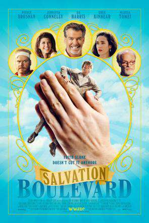 Salvation Boulevard, Movie on DVD, Comedy Movies, Thriller & Suspense