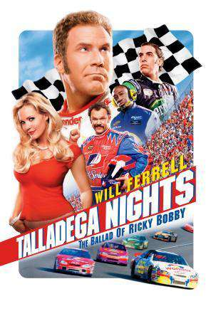 Talladega Nights: Ballad of Ricky Bobby, On Demand Movie, Action DigitalMovies, Adventure DigitalMovies, Comedy DigitalMovies, Special Interest