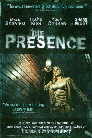 The Presence, Movie on DVD, Drama Movies, Thriller & Suspense