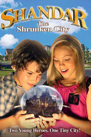 Shandar: The Shrunken City, Movie on DVD, Adventure Movies, Family Movies, Special Interest