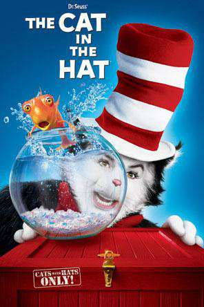 The Cat in the Hat, On Demand Movie, Comedy DigitalMovies, Family