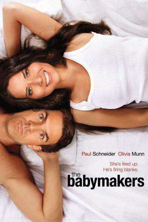 The Babymakers, Movie on DVD, Comedy Movies, Romance