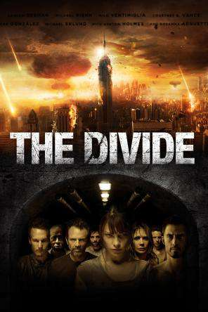 The Divide, Movie on DVD, Action Movies, Horror Movies, Sci-Fi & Fantasy Movies, Thriller & Suspense